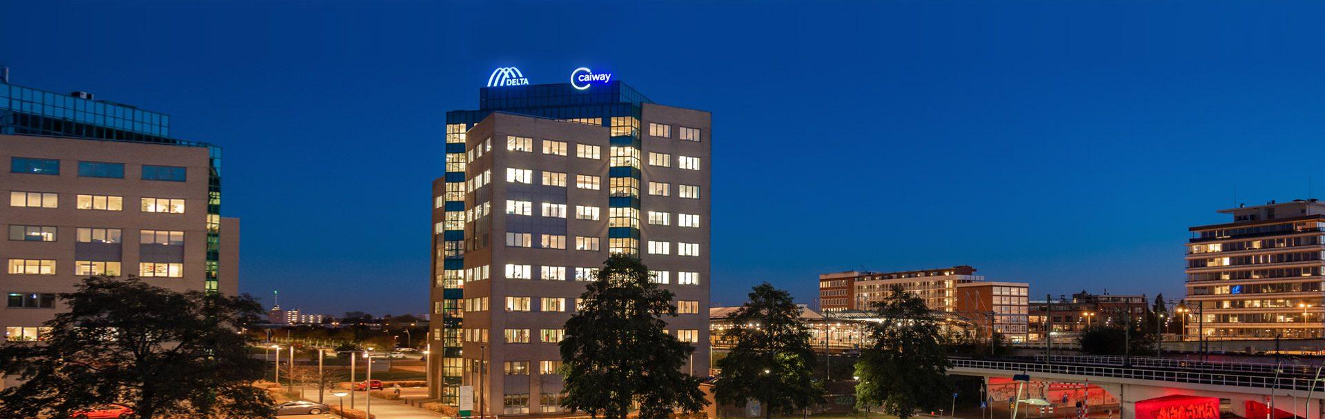 DELTA Fiber Nederland: Informatievoorziening voor een wendbaar bedrijf - Hot ITem