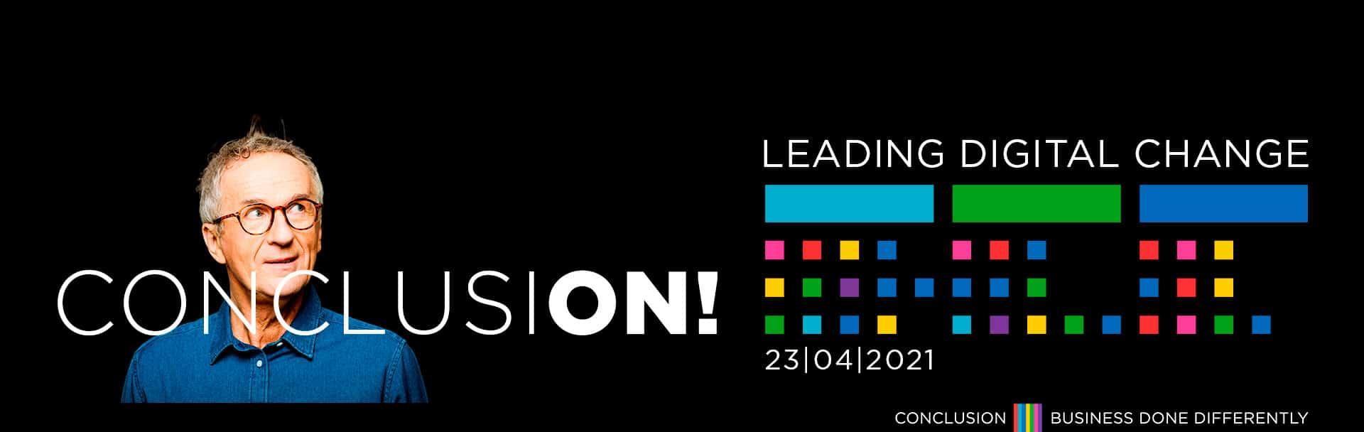 ConclusiON - Leading Digital Change